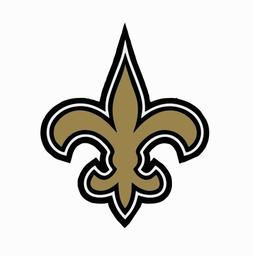 New Orleans Saints NFL Football Color Logo Sports Decal Stic